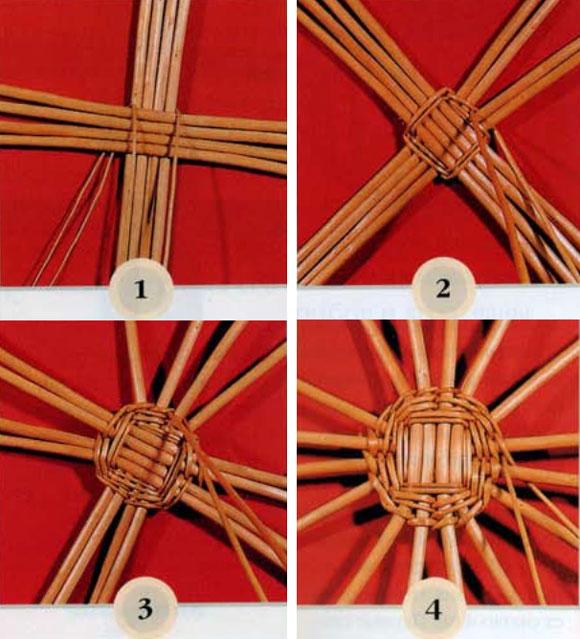 Толмачева Н.А. - Плетение из лозы: Техника. Приемы. Изделия