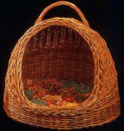 Толмачева Н.А. - Плетение из лозы: Техника. Приемы. Изделия. Домик для кошки