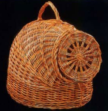 Толмачева Н.А. - Плетение из лозы: Техника. Приемы. Изделия. Переноска для кошек
