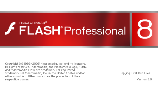 Macromedia Flash Professional 8.0